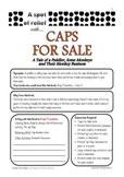 Caps For Sale - Relief /Substitute Teacher Unit (A Spot of