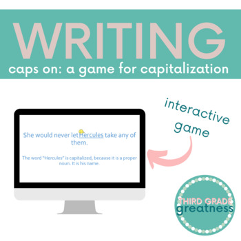 Caps On Game