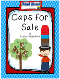 Caps for Sale Book Study Activities