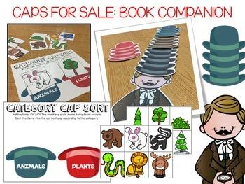 Caps for Sale: Book Companion