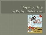 Caps for Sale, Collaborative Conversations, Text Talk