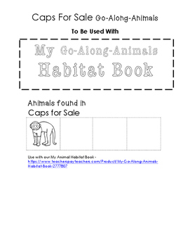 Go-Along-Animals (Caps for Sale)