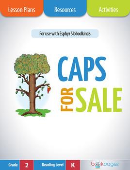 Caps for Sale Lesson Plans & Activities Package, Second Gr