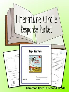 Caps for Sale Literature Response- Books Study!
