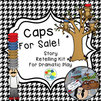 Caps For Sale Worksheets & Teaching Resources | Teachers Pay