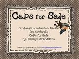 Caps for Sale – Speech and Language Activities (Book Companion)