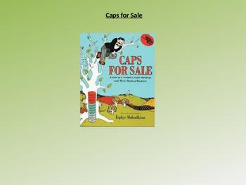 Caps for Sale Text Talk