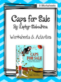 Caps for Sale. Worksheets and Activities.  My Father's World. By Slobodkina
