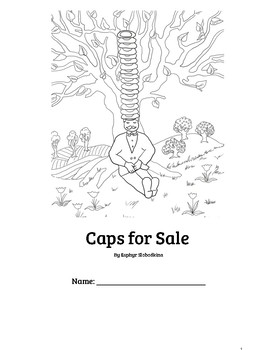Caps for Sale comprehension packet
