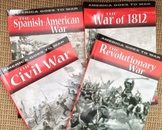 Capstone America Goes to War Book Series