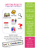 Capstone Projects Organizer:  5th Grade Gifted