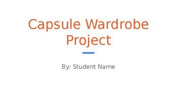 Capsule Wardrobe Project - Part 2 Boys