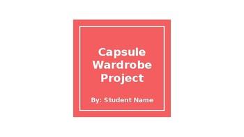 Capsule Wardrobe Project - Part 2 Girls