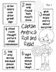 Captain America Roll and Read for Reading Street Gr. 1 Book 4 (2007)