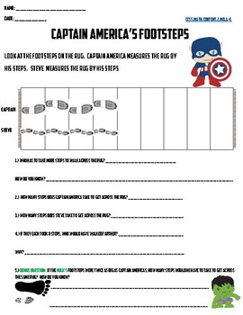 Captain America's No Prep Measurement