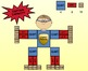 """Captain Capacity"" (Gallon Man, Measurement) Craftivity and SMART Board Activity"