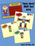 """Captain Capacity"" (Gallon Man, Measurement) SMART Board Activity"