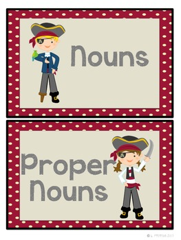 Captain Capital and the Punctuation Pirates: A Sentence Writing Unit