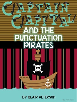 Captain Capital and the Punctuation Pirates: A Sentence Wr