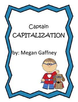 Captain Capitalization (Capitalization Rules)