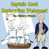 Captain Cook Exploration Webquest