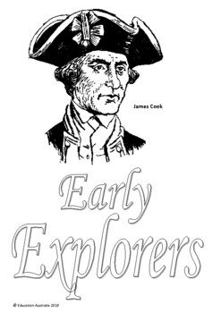 Captain Cook Teaching Pack - Early Explorers - 50% Saving - James