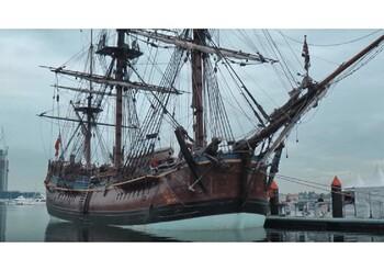 Captain Cooks Endeavor writing sheet