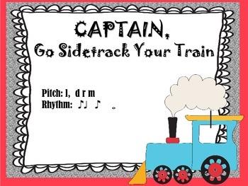 Captain, Go Sidetrack Your Train