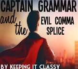 Captain Grammar and the Evil Comma Splice: A Readers' Thea