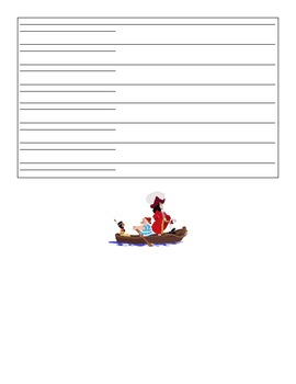 Captain Hook Writing Exercise