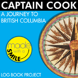 Captain Cook - A Journey to British Columbia Log Book Activity