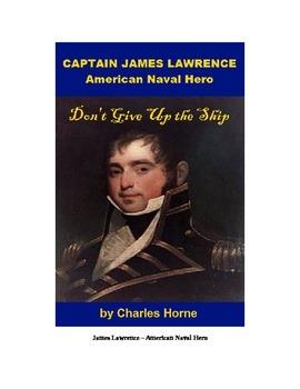Captain James Lawrence, American Naval Hero