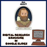 Captain John Smith Digital Research Brochure