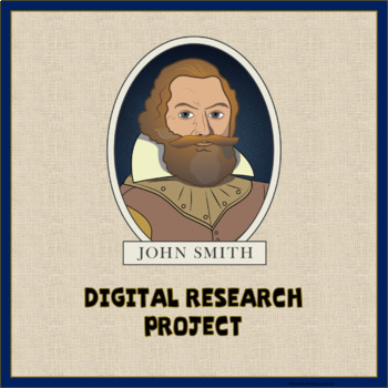 Captain John Smith Digital Research Project