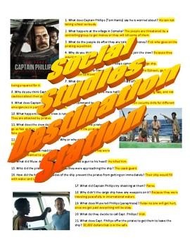 Captain Phillips Movie Guide & Key