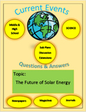 Current Events Science by Captain Planet: The Future of Solar Energy