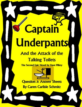 Captain Underpants & the Attack of Talking Toilets - Quest
