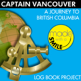 Captain Vancouver's Travel Log Project