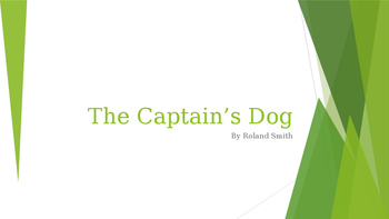 Captain's Dog Journaling Powerpoint