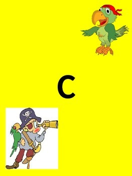 Captain's Capital Letters