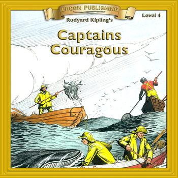 Captains Courageous 10 Chapter Audiobook