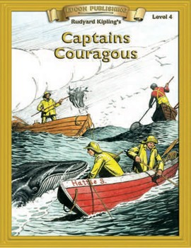 Captains Courageous Read-along with Activities and Narration