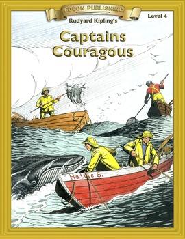 Captains Courageous RL4-5 ePub with Audio Narration
