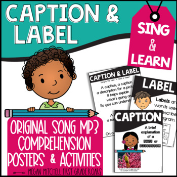 Caption & Label Song & Activities
