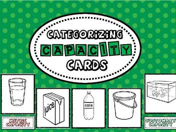 Captivating Capacity Cards