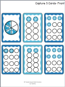 Capture 5- A game for equivalent fractions