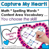 Capture My Heart K-5  Center Game