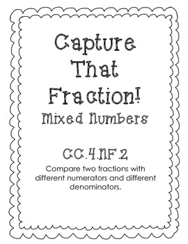 Capture That Fraction CC.4.NF.2