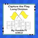 Capture The Flag: Long Division Game- 6.NS.2