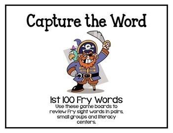Capture The Word - Fry 1st 100